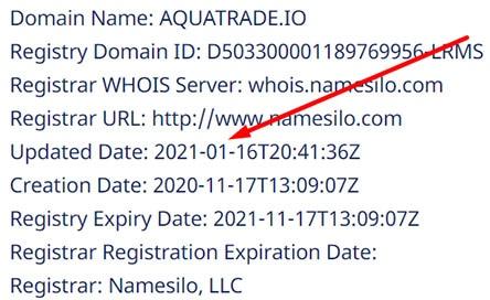Aquatrade — брокер даже без телефона обратной связи? Точно развод? Отзывы.